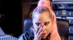 Lady Gaga si commuove per gli italiani: