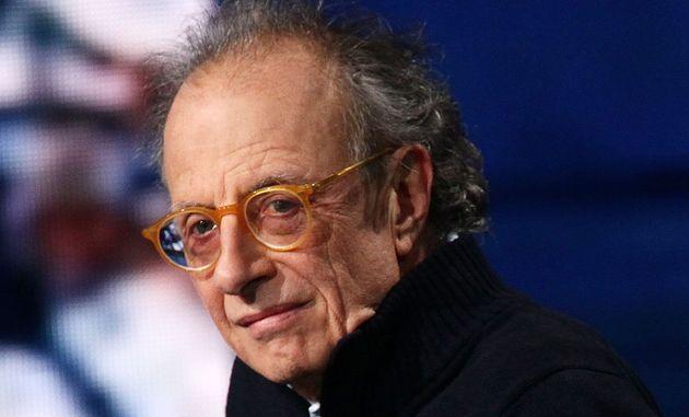 MILAN, ITALY - FEBRUARY 05: Gherardo Colombo attends