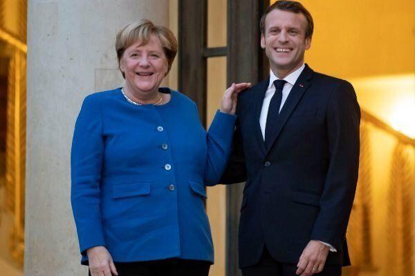 Macron y