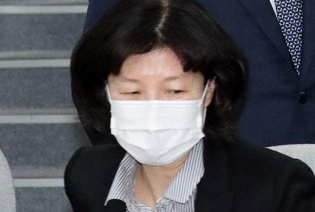 양정숙 국회의원
