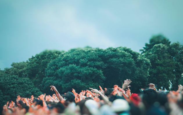 毎年規模が拡大し続ける音楽フェス。