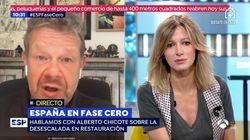 Alberto Chicote critica con dureza las palabras de un miembro del Gobierno: