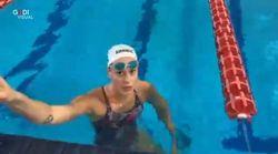 Federica Pellegrini torna ad allenarsi: