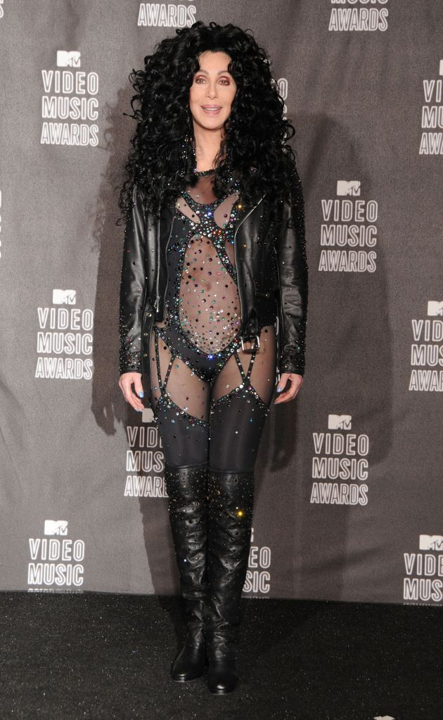 Cher at the MTV VMAs in