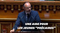Philippe annonce une aide de 200 euros à 800.000 jeunes