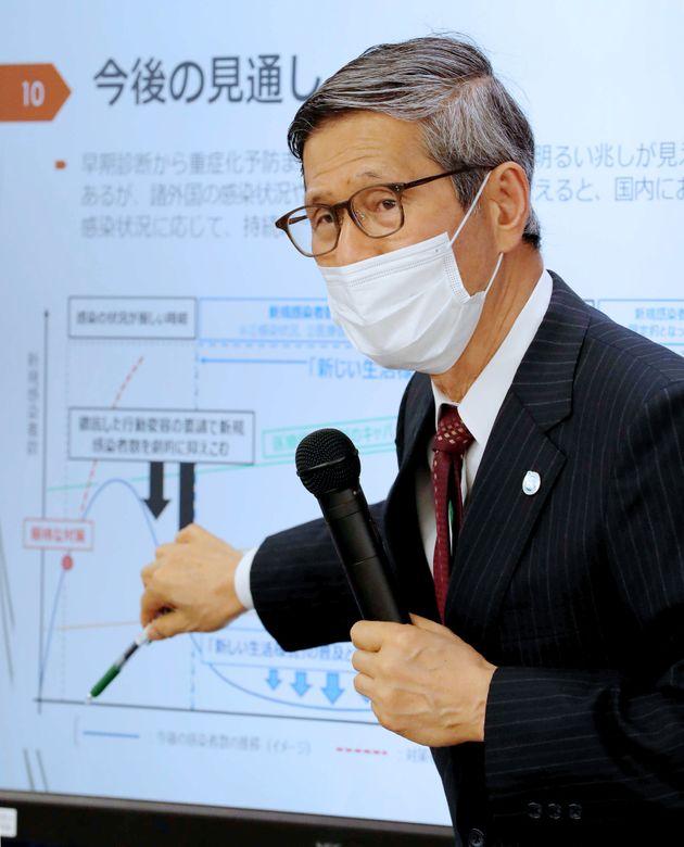 PCR検査、日本が少ない6つの理由は? 専門家会議が会見で説明