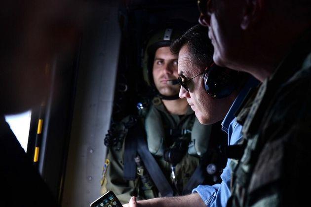 Τουρκία: «Συνηθισμένη δραστηριότητα» η παρενόχληση στο ελικόπτερο του Ελληνα υπουργού