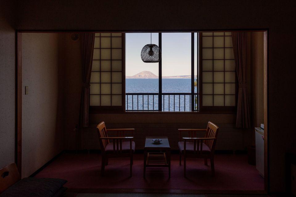 支笏湖・北海道・2015年