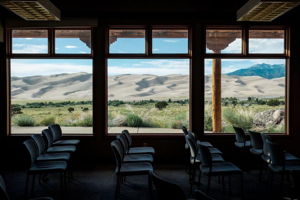グレートサンドデューンズ国立公園・アメリカ・コロラド州・