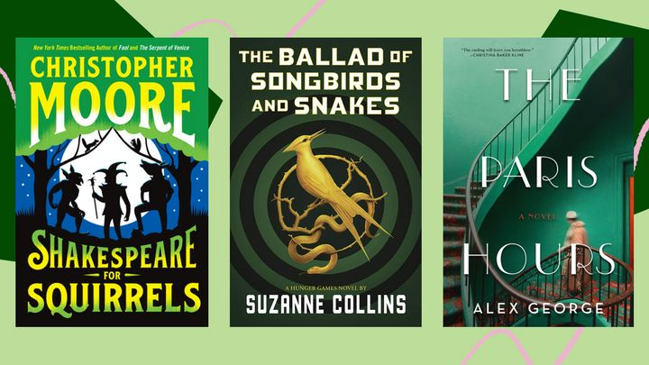 The 10 top book releases of May 2020.