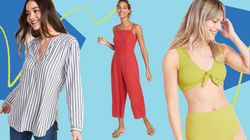 PSA: Everything Is Under $25 At Old Navy Right