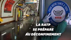 Voilà à quoi ressemblera le métro parisien le 11