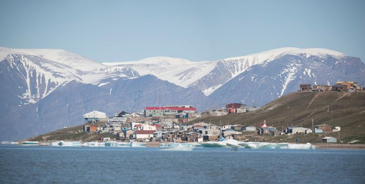 Pond Inlet in Nunavut, where there was a false positive on a COVID-19 test last week.