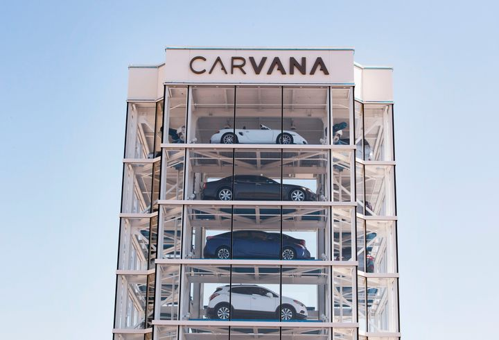 Carvana employees must return to work or give up their jobs.