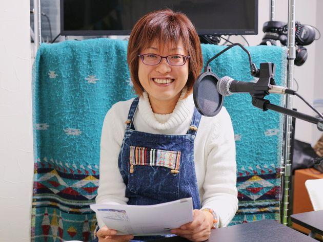 オーナーの平塚千穂子さん