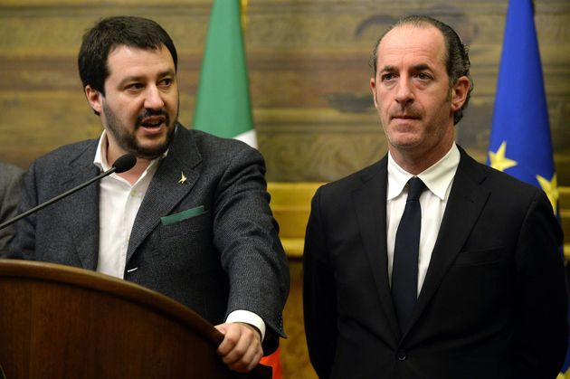 Salvini ha un nemico nella Lega: Zaia. Se ne accorge anche il Financial