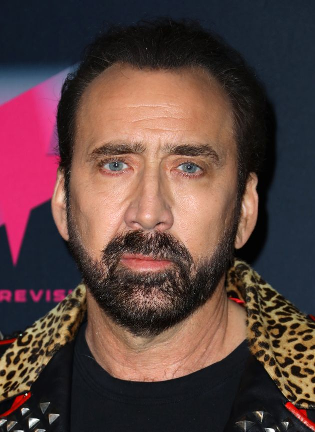 Nicolas Cage To Play Joe Exotic In TV Dramatisation Of Tiger King Star's Life