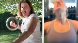 Boss Bitch Fight Challenge: Σκάρλετ Γιόχανσον, Χάλι Μπέρι, «Ζήνα» και άλλες σταρ σε επικό «καυγά» στο