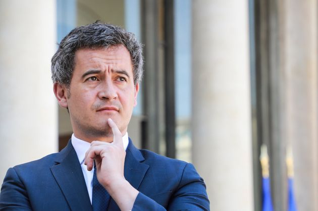 Le ministre de l'Action et des Comptes publics, Gérald