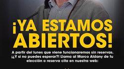 Marco Aldany triunfa como nunca con este anuncio: mira lo que han hecho con Fernando