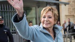 Celia Villalobos, concursante de 'MasterChef Celebrity