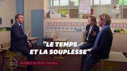 Macron assure qu'il ne contraindra pas les maires à rouvrir les écoles le 11