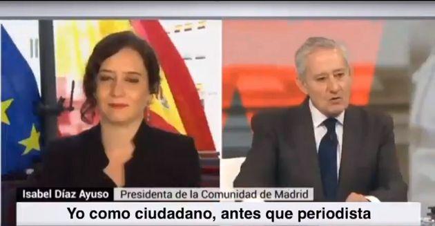 Díaz Ayuso y Félix