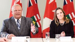 Ford Says National Plan For Contact Tracing 'Absolutely