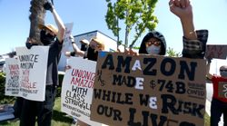 Canadian VP Quits 'Chickens**t' Amazon Over Activist Worker