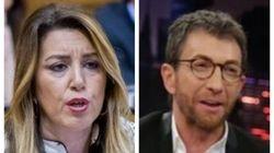 La contundente respuesta de Susana Díaz a Pablo Motos tras la