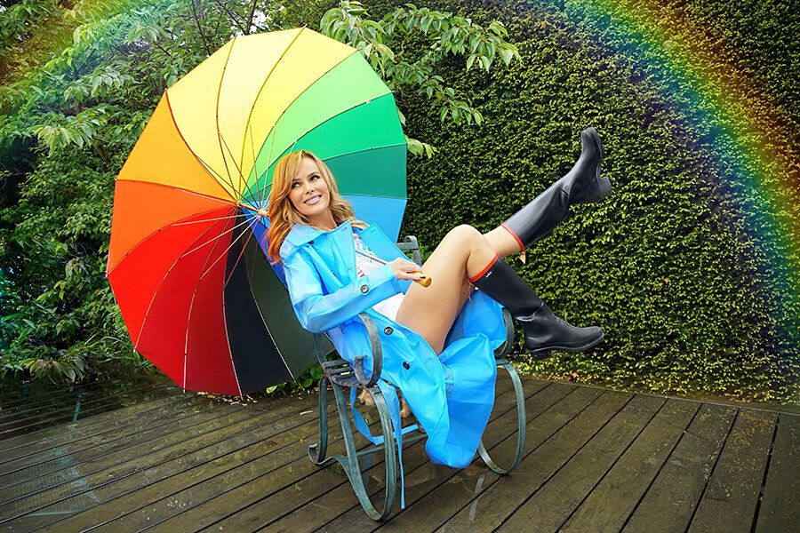The Queen Of Quarantine: Amanda Holden On NHS Fundraising And The Importance Of Lockdown