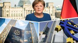Attacco tedesco alle Torri d'Europa (di C.