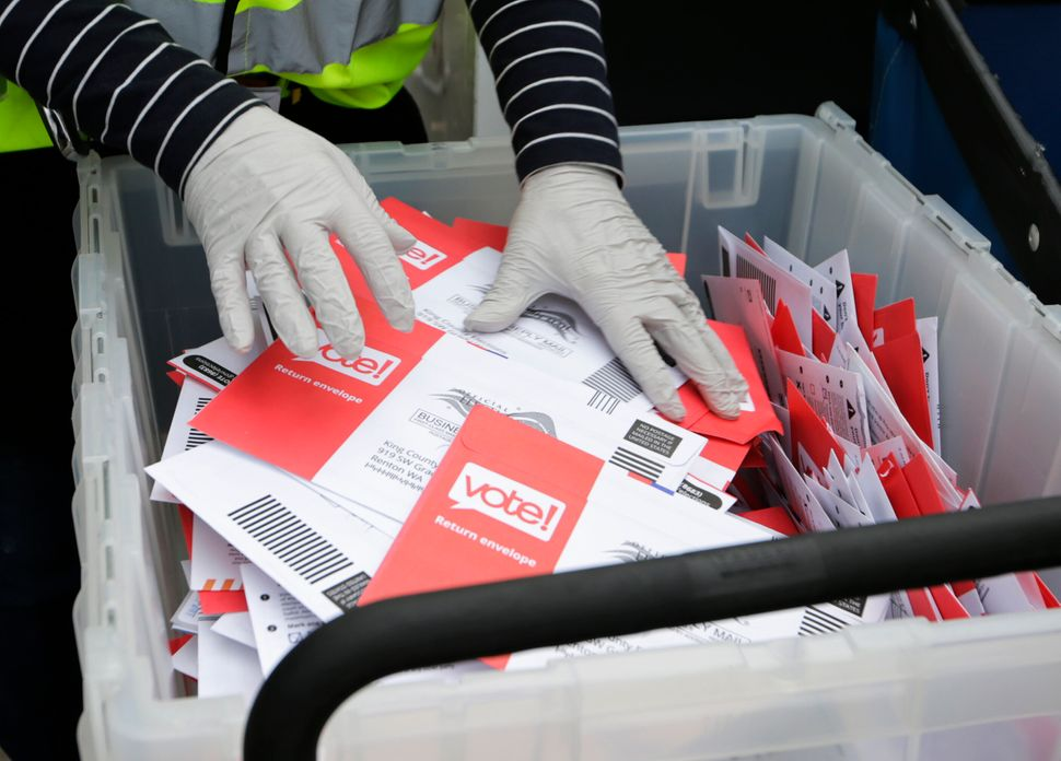 Voting by mail is expected to surge in every state in 2020 due to fears of the coronavirus.