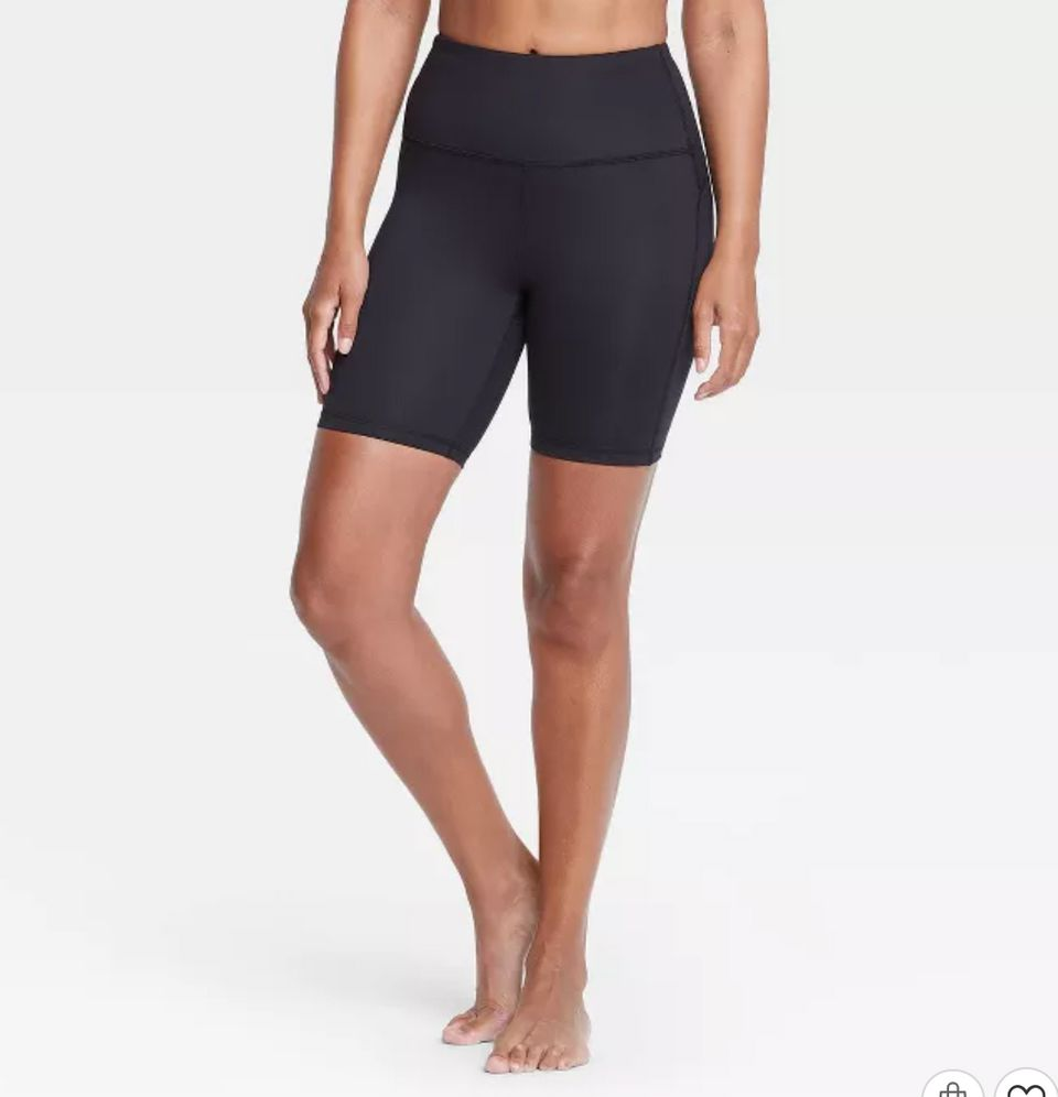 The Best High-Waisted Bike Shorts For Fashion 6