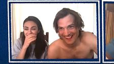 Ashton Kutcher And Mila Kunis Cracking Each Other Up Is The Best
