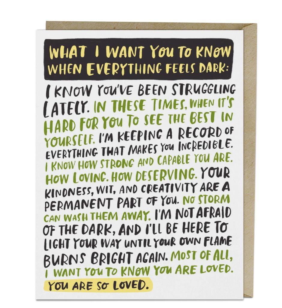 12 Thoughtful Gifts For Friends Going Through A Hard Time Huffpost Life
