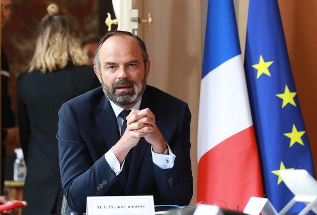 Il primo ministro francese Philippe: