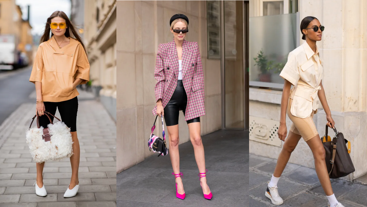 The Best High Waisted Bike Shorts For Fashion Huffpost Life