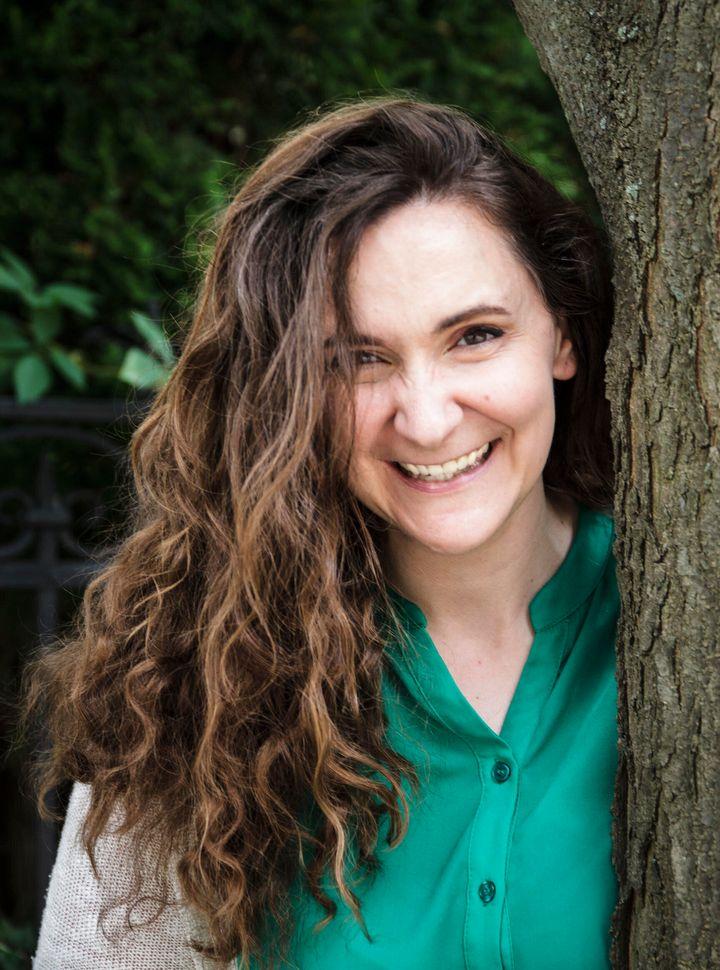 Author Amanda Leduc.
