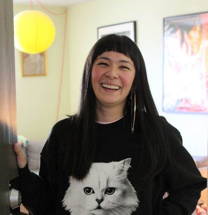 Author Thea Lim.