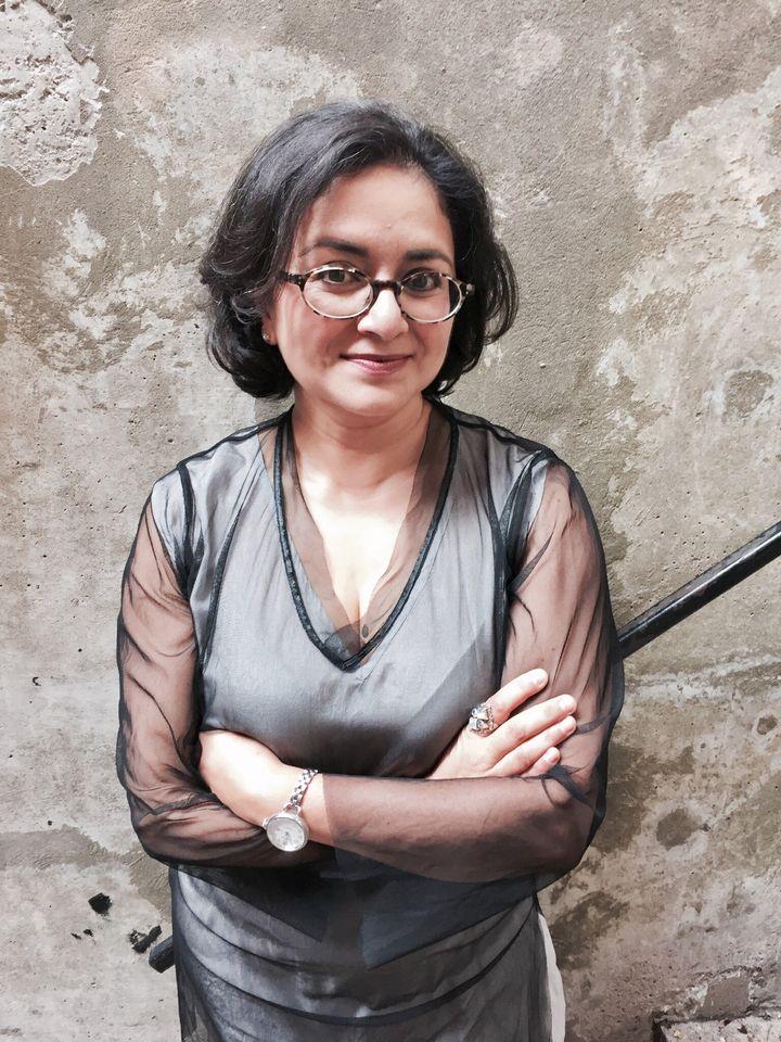 Writer Manjushree Thapa.