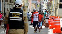 No 1º dia de lockdown, cidadãos são barrados pela polícia em São Luís, diz secretário de