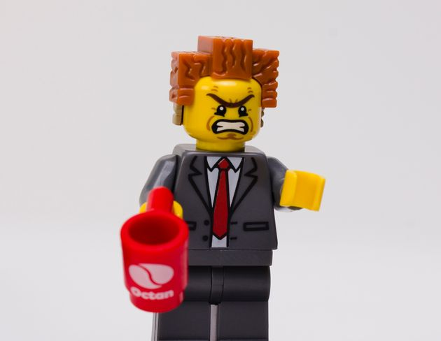 Does Lord Business remind you of