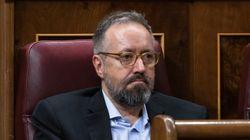 Juan Carlos Girauta se da de baja de Ciudadanos tras el pacto con el