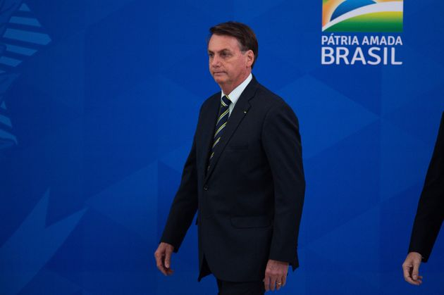 Bolsonaro rebateu depoimento de Sergio Moro minutos após ele ser