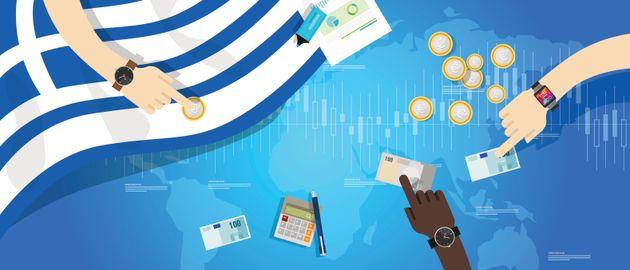 greece economy financial economy euro monetary policy