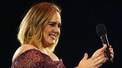 Adele vuelve a impactar con su transformación física: 800.000 'me gusta' en una