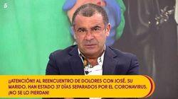 Jorge Javier se sirve de las fotos más comentadas de las últimas semanas para atacar a la
