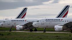 Air France: υποχρεωτική χρήση μάσκας από 11 Μαΐου