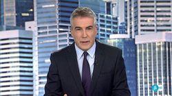 David Cantero desmiente los rumores tras la salida de su hijo de Telecinco: